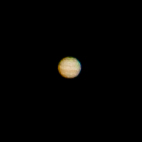 Fuzzy, beered-up Jupiter