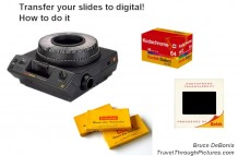 How to Transfer 35mm Slides to Digital